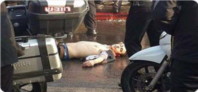 Kudüs'te Yapılan Feda Eyleminde 12 Kişi Yaralandı