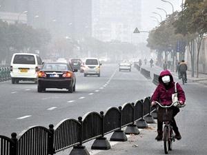 Çin'de Hava Kirliliği: Kırmızı Alarm İlan Edildi