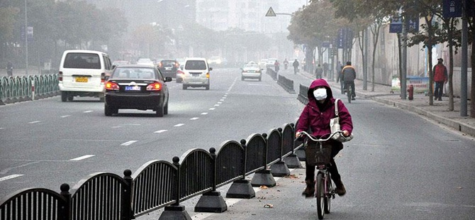"""""""Hava Kirliliği Her Yıl Ortalama 7 Milyon Can Alıyor"""""""