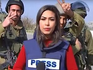İşgalci İsrail Askerlerinin Terbiyesizlikleri!
