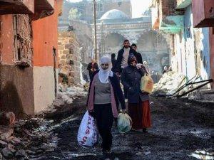 Sur'daki Sokağa Çıkma Yasağının Kapsamı Genişletildi