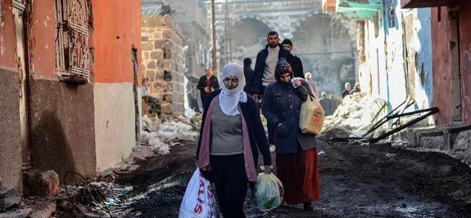 Sur'dan Göçen Ailelerden Yetkililere Yardım Çağrısı