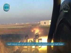 Fetih Ordusu ve Nusra'dan İşgalcilere Büyük Pusu