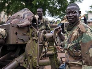 Orta Afrika Cumhuriyeti'nde Özerklik İlanı