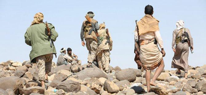 Yemen'deki Saldırılarda 15 Kişi Öldü