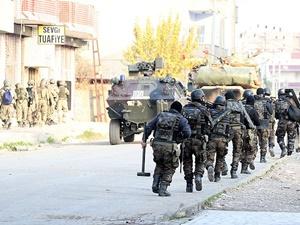 """""""Cizre, Silopi ve Sur'da 19 PKK'lı Öldürüldü"""""""