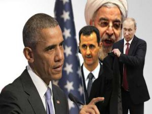 Suriye'de Kimin Eli Kimin Cebinde