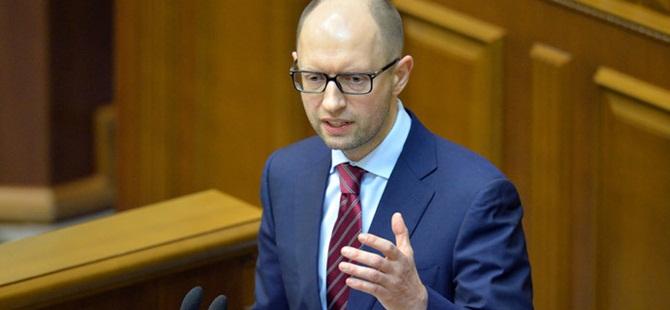 Ukrayna Başbakanı: Ya Hep Beraber Ya Hiçbirimiz