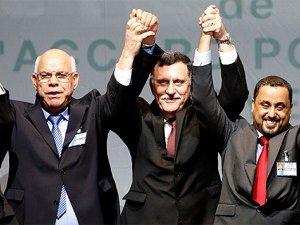 Libya'da Uzlaşı Hükümeti Mesaiye Başlıyor