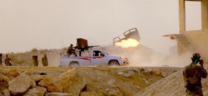 Esed Güçleri PYD ve İran'la Çift Yönlü Saldırı Hazırlığında
