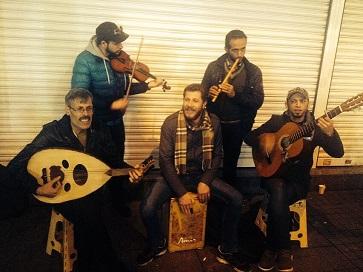 Beyoğlu Zabıtası Mülteci Müzisyenlerden Ne İstiyor?
