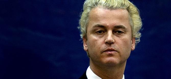 Faşist Wilders'ten Hollanda'da Camileri Kapatma Vaadi