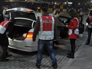 """Ankara'da """"Huzur Operasyonu"""": 76 Gözaltı"""