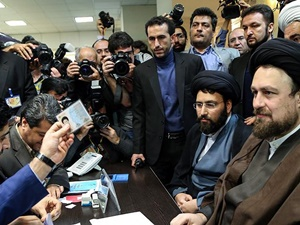 "İran'da ""Adaylık"" Krizi"