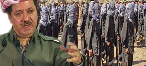 DTK Eş Bakanı Selma Irmak, Barzani'yi Tehdit Etti