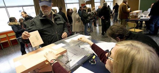 İspanya'da Seçimi İktidardaki Halk Partisi Kazandı