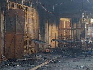 Haşdi Şabi Güçleri Beyci'de Mescit ve Okulları Yaktı