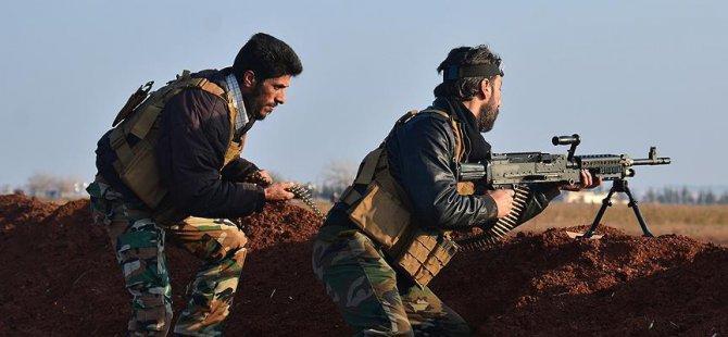 Suriyeli Direnişçiler Halep'te 50 İşgalci Milisi Öldürdü