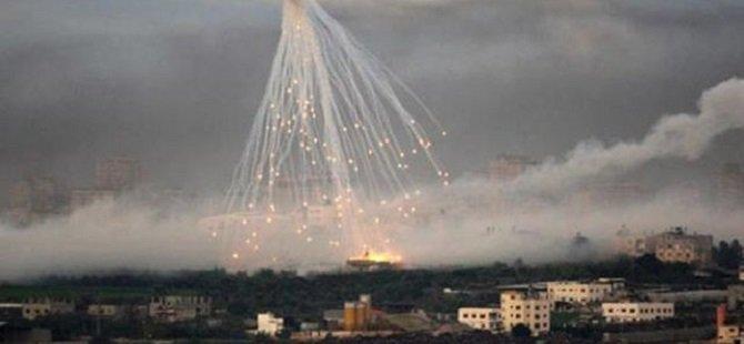 """""""Rusya ve Esed Misket Bombası Kullanıyor"""""""