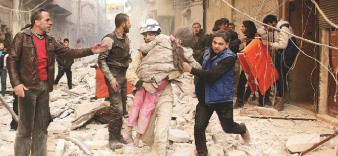 """Esed'in """"Ateşkes""""i: """"614 Sivil Hayatını Kaybetti"""""""