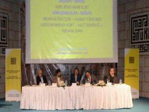 """Mardin'de """"Kürt Sorunu ve İslam(cılar) Çalıştayı"""""""