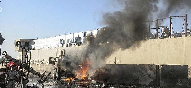 Afganistan'da Canlı Bomba Eylemi: 5 ABD Askeri Öldü