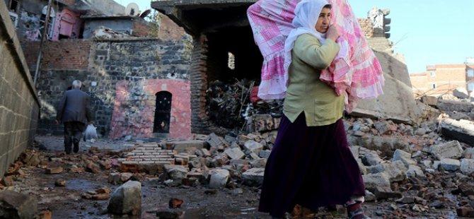 HDP/PKK'nın Hendek Siyasetini SUR'da Ranta Çevirdiler