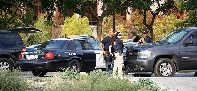 ABD'de Silahlı Protestocuların Devlet Binası İşgali Sürüyor