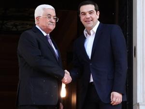 Yunanistan, Filistin'i Devlet Olarak Tanıma Kararı Aldı