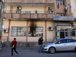 Şırnak'ta Kamu Binalarına PKK Saldırısı
