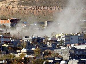 Şırnak'ta PKK'lılar Halka Ateş Açtı