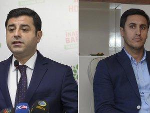 HDP ve DBP Eş Genel Başkanlarına Soruşturma
