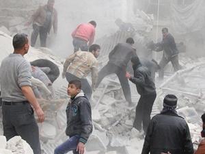 Suriye'deki Bombalı Saldırıda, 30 Kişi Hayatını Kaybetti