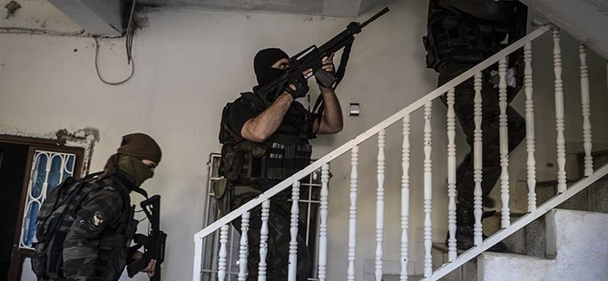 Cizre, Sur ve Silopi'de 261 PKK'lı Öldürüldü