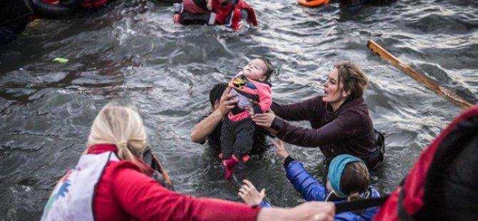 Ege Bir Haftada Çoğu Çocuk 45 Göçmene Mezar Oldu