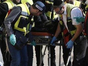 Kudüs'te İşgalcilere Karşı Feda Eylemi