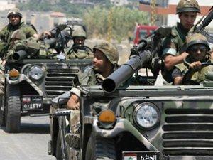 Lübnan Ordusundan Suriyeli Sığınmacılara Operasyon