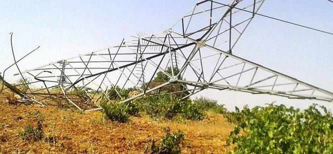 DEDAŞ: Nusaybin'de 25 Trafo Kullanılamaz Duruma Geldi