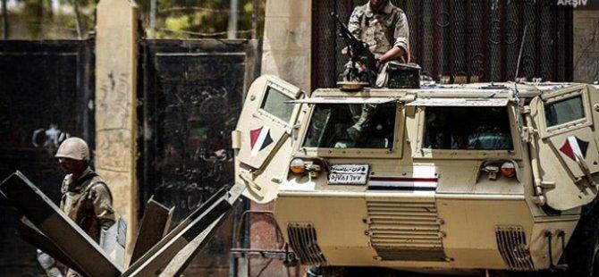 Mısır Ordusu Bir Filistinliyi Öldürdü