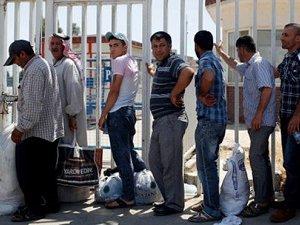 Türkiye'deki Muhacir Suriyelilere Çalışma İzni
