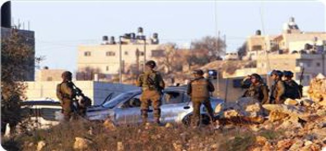 İşgal Güçleri Ramallah'ta Filistinli Kadını Katletti