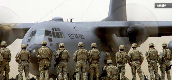 'ABD'den Kerkük'e Asker İndirme Operasyonu'