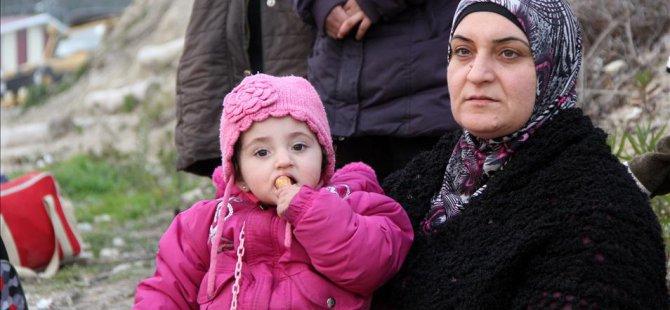 Türkmen Bölgesinden Zorunlu Göç Sürüyor