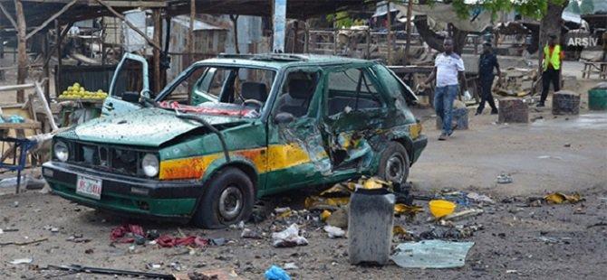Nijerya'da Bombalı Saldırı, 30 Ölü, 91 Yaralı