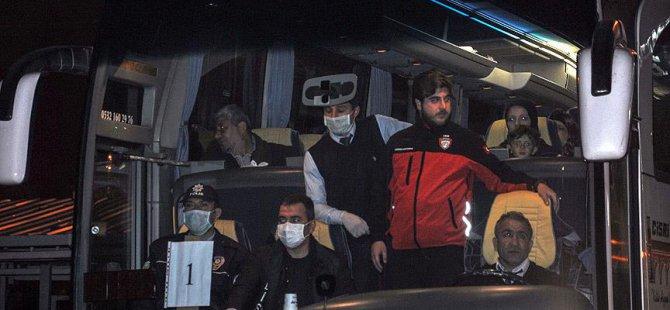 Fua'dan Gelen Suriyeli Yaralılar Lübnan'a Gönderildi