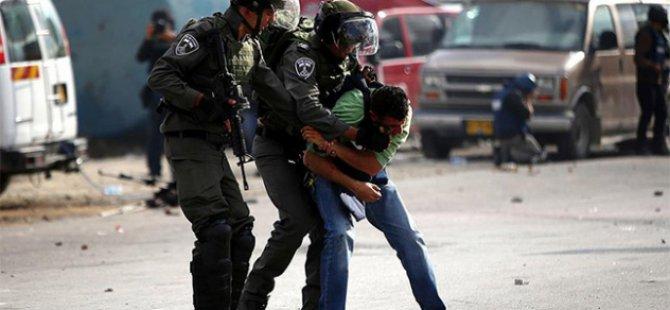 İşgalci İsrail'in '2015 Gözaltı' Bilançosu