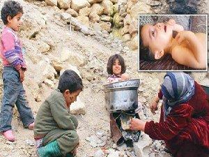Kuşatma Altındaki Madaya'da İnsanlar Açlıktan Ölüyor