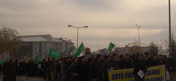 ODTÜ'de Seccadeye El Uzatan Provakatörleri Uyarıyoruz!