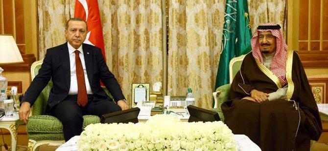 Ankara-Riyad Arasında Yüksek İşbirliği Anlaşması