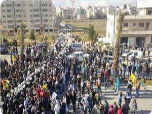 Abbas Güçleri Fetih Hareketinin Gösterisini Engelledi